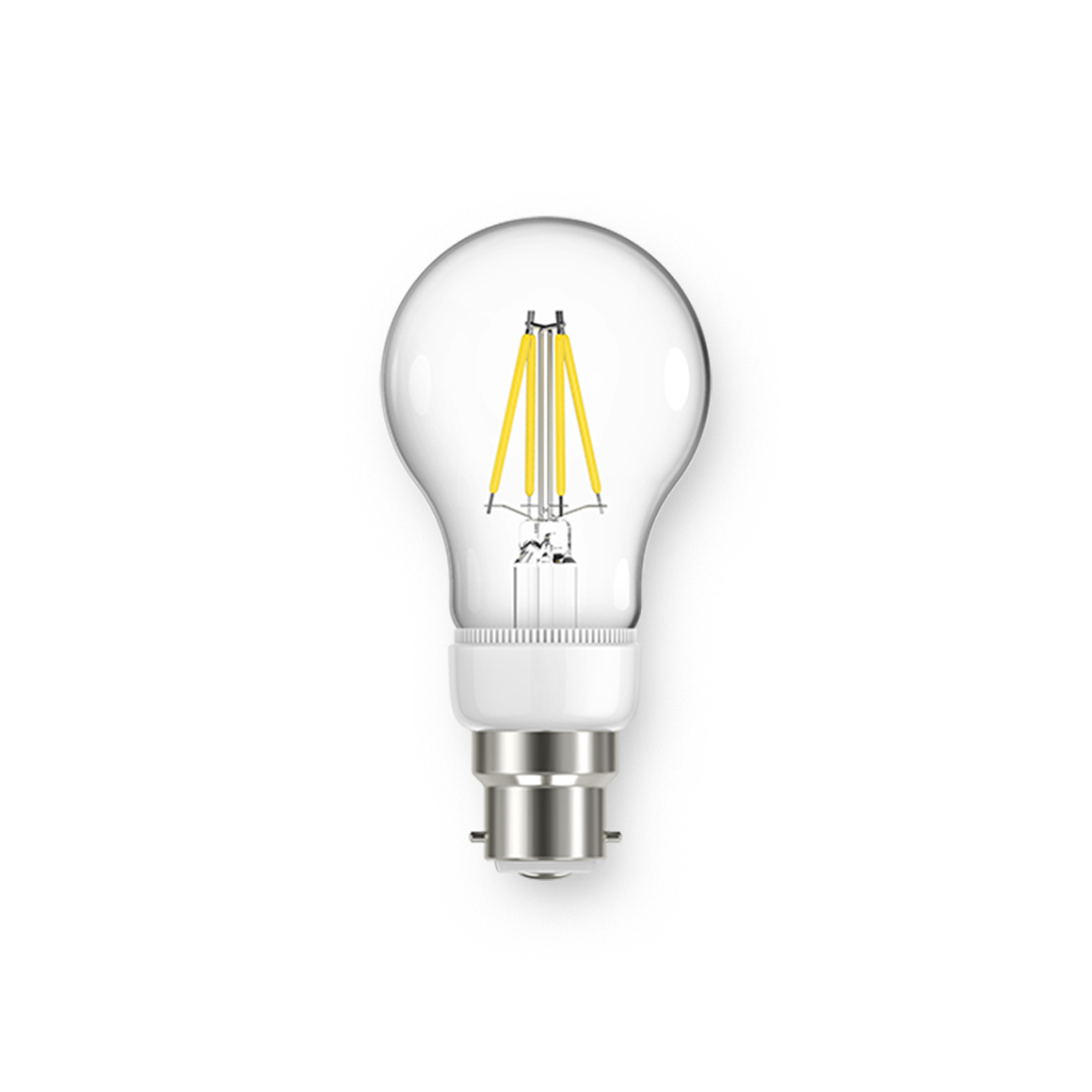 Filament A60 Clear 470lm Dimmable E27