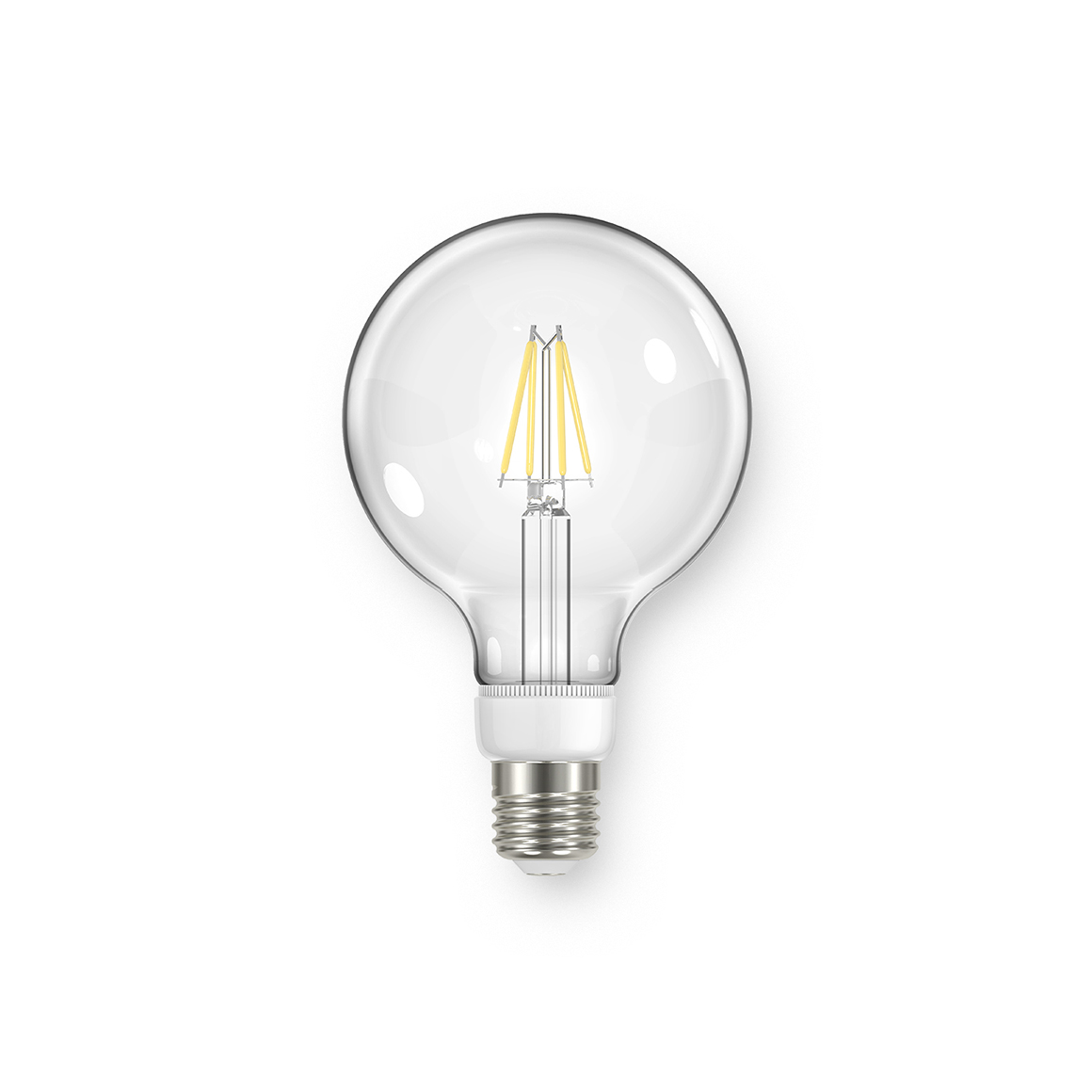 Global G95 Clear 470lm Dimmable E27