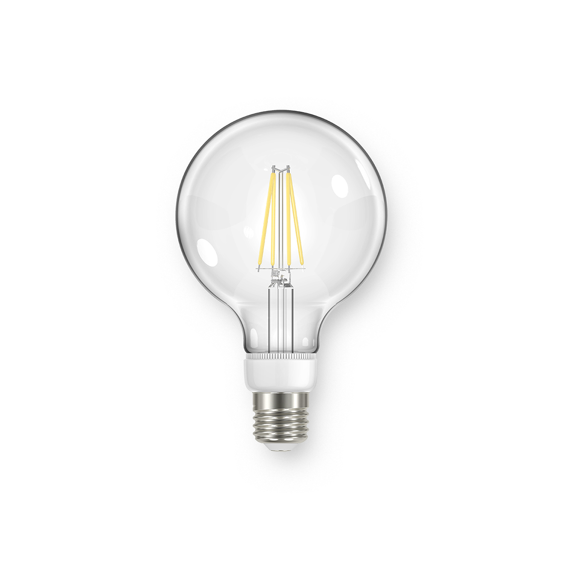 Global G95 Clear 806lm Dimmable E27