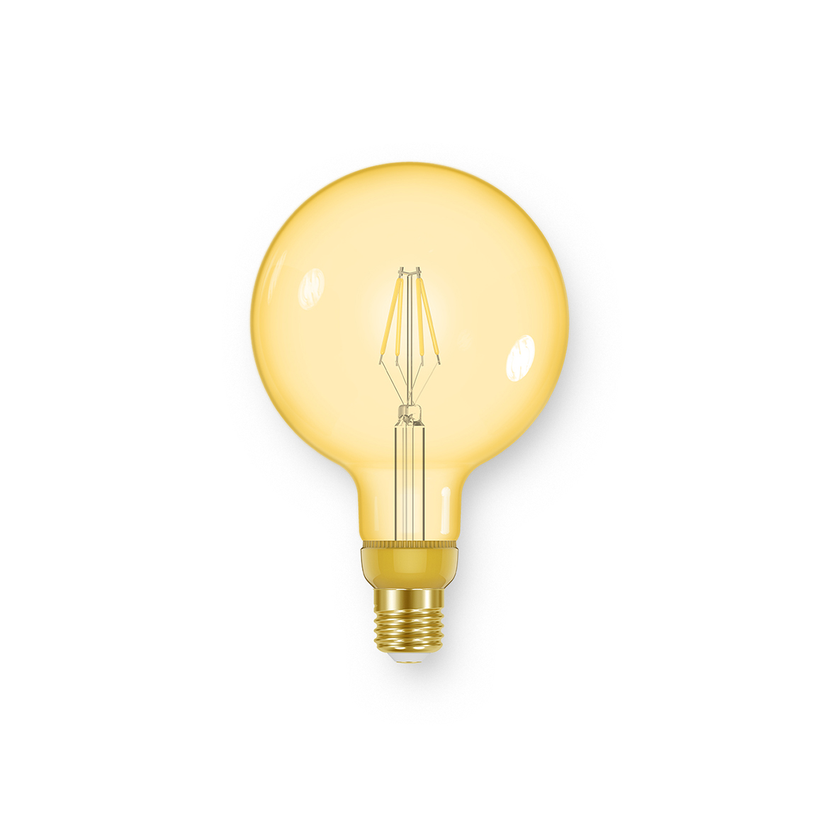 Global G125 Vintage 350lm Dimmable E27