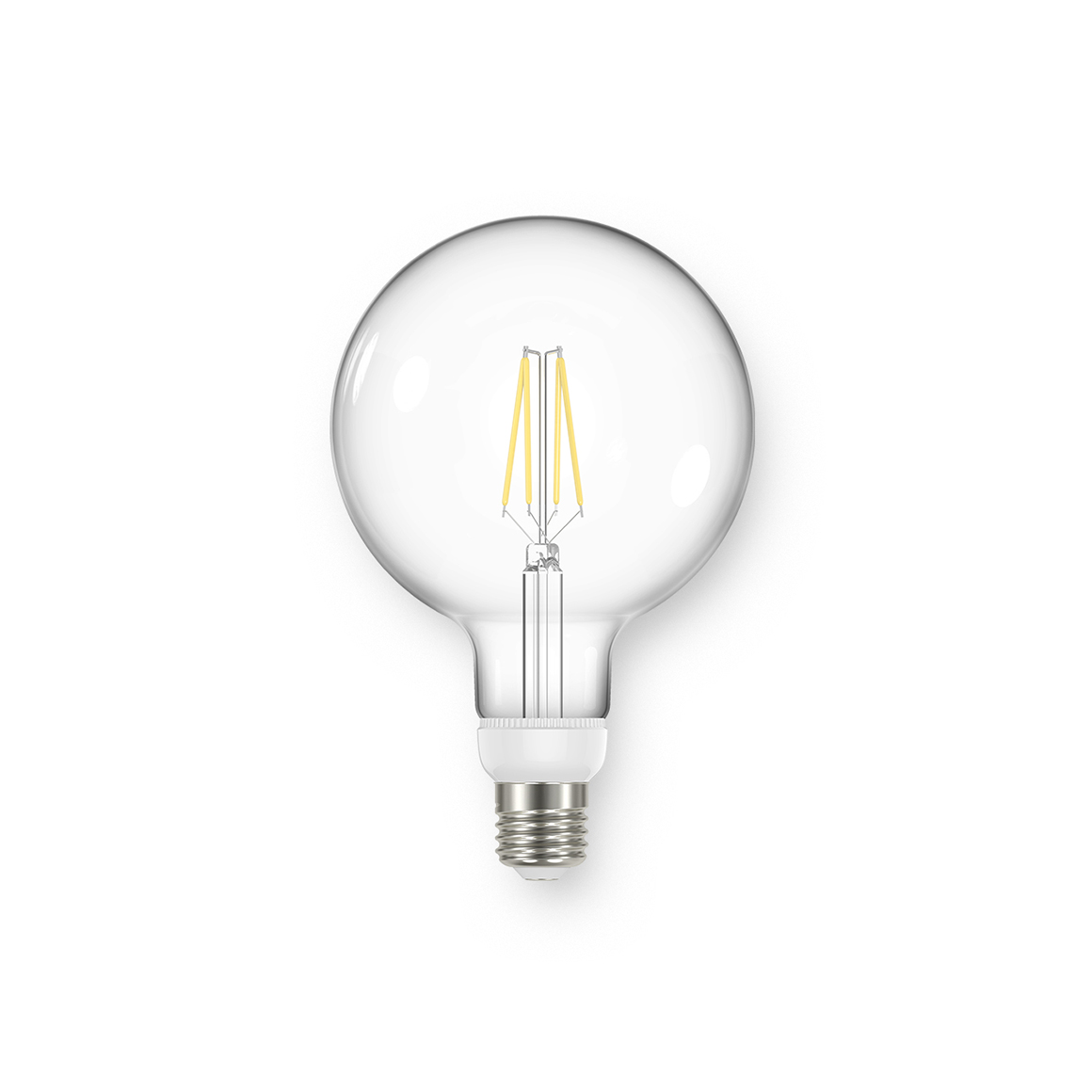 Global G125 Clear 806lm Dimmable E27