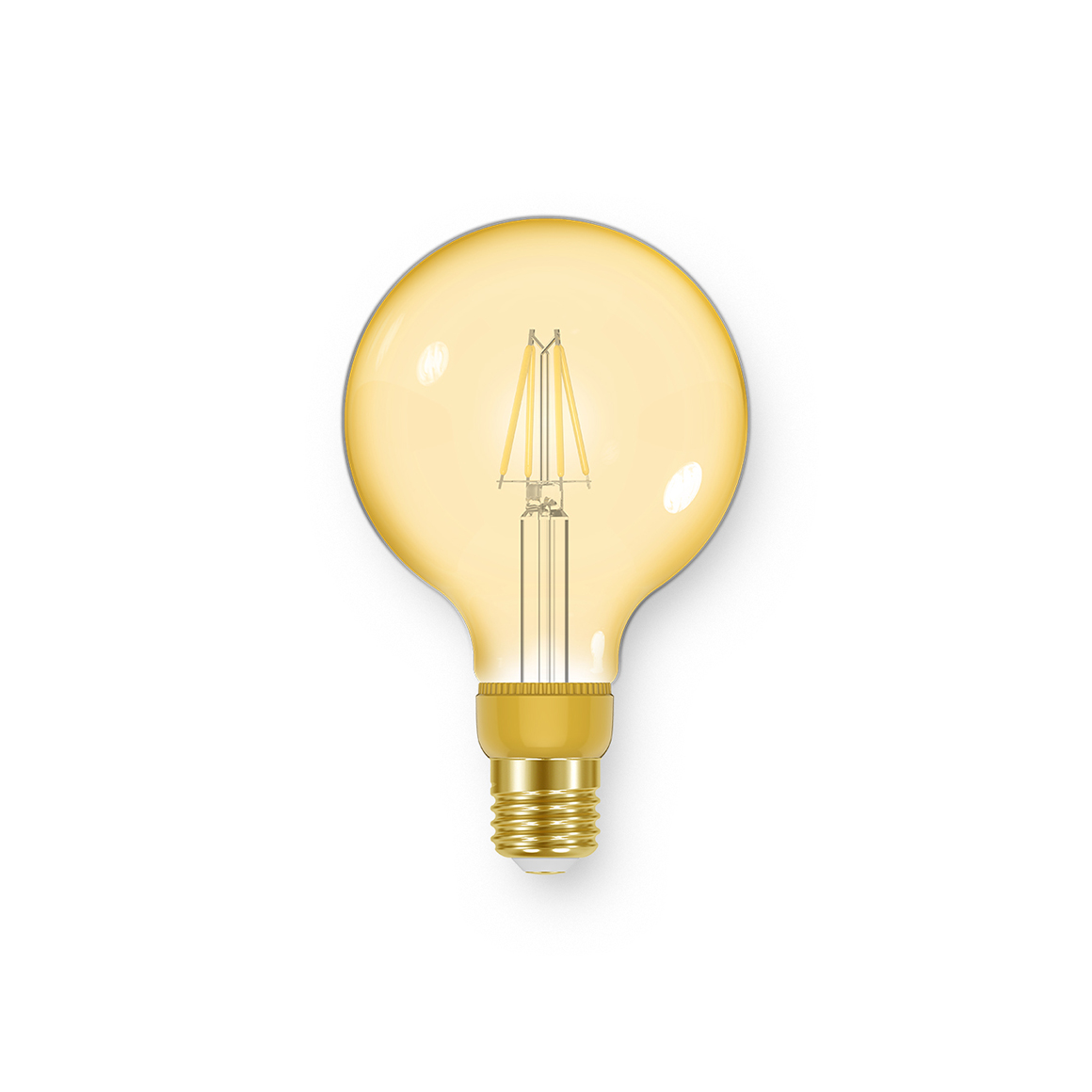Global G95 Vintage 350lm Dimmable E27